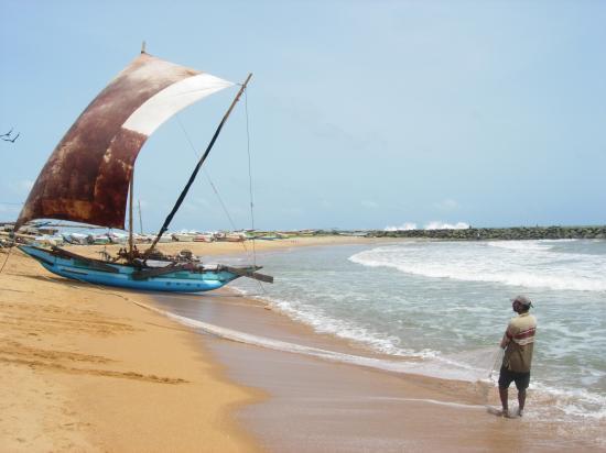 Pêcheurs - Sri Lanka