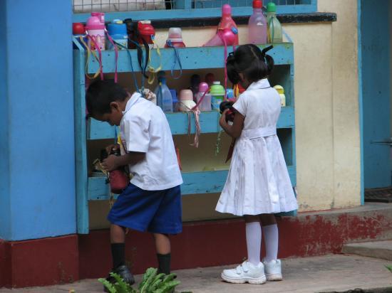 Enfants - Sri Lanka